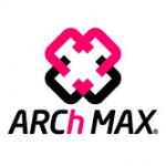 Logo arch max